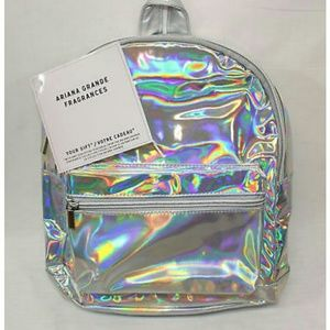 3d556d3e4cdfc7 Ariana Grande Bags - New Ariana Grande Fragrances backpack/cosmetic bag